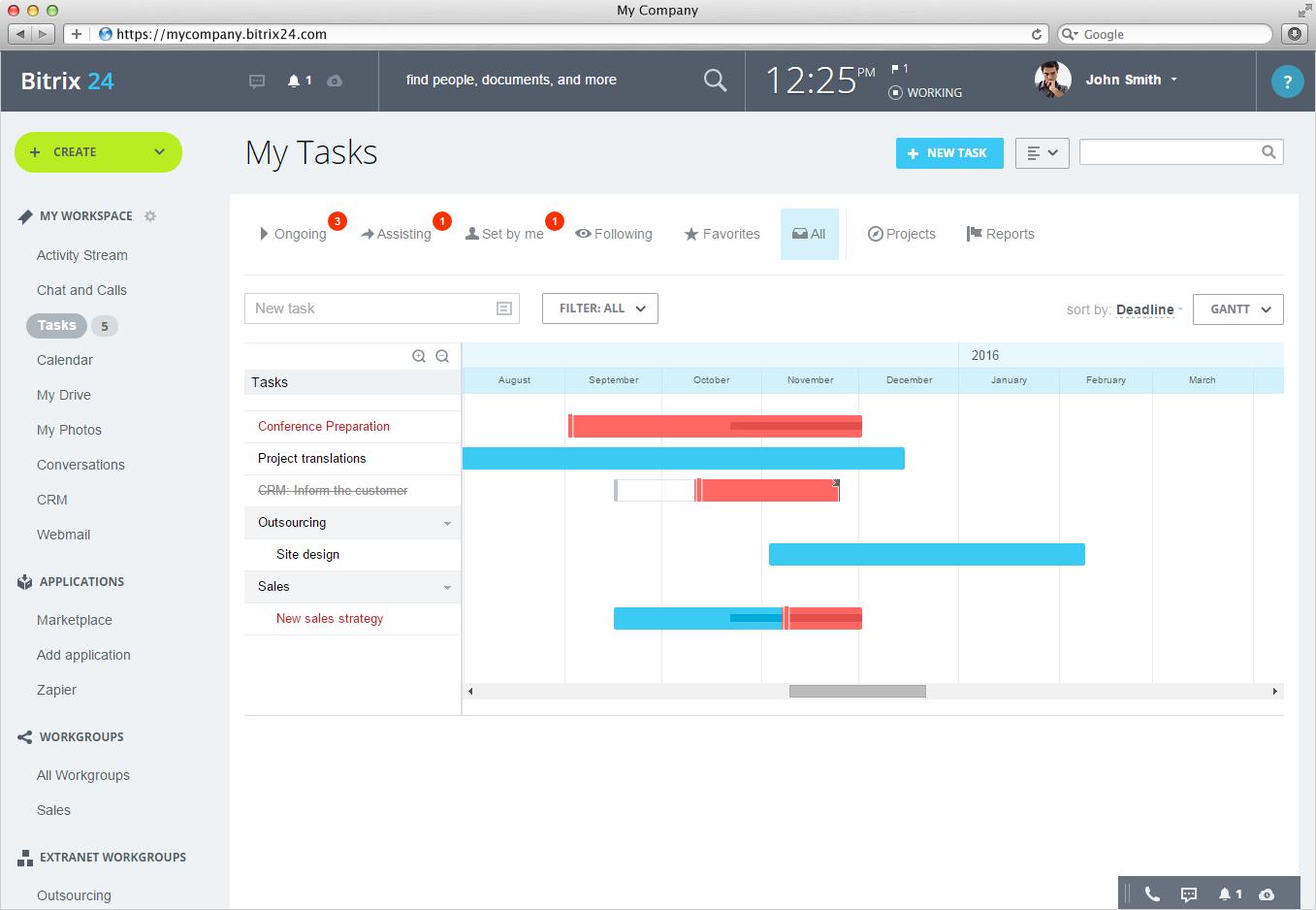 Bitrix24 about corporate portal 33 manage tasks and projects gantt chartg nvjuhfo Gallery